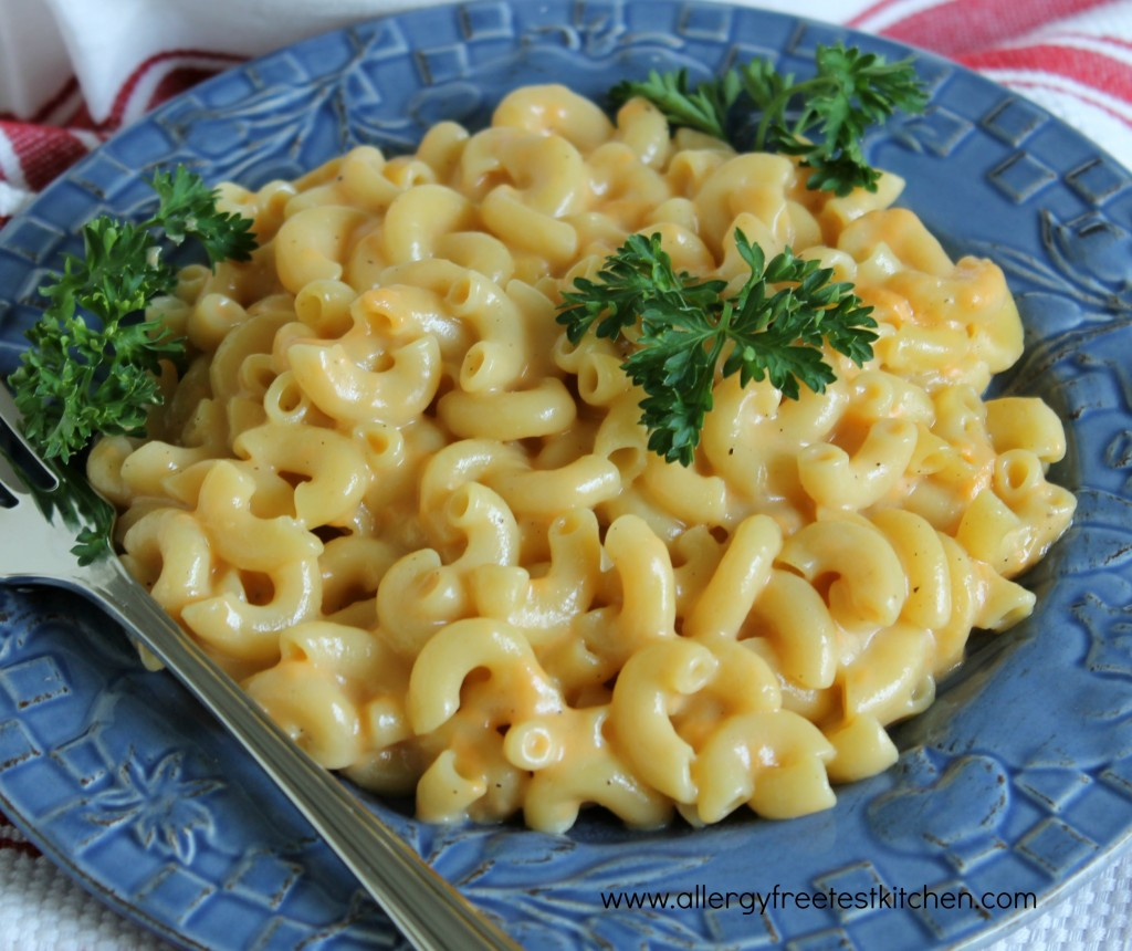 ... Soy, and Gluten Free Macaroni and Cheese | Allergy Free Test Kitchen