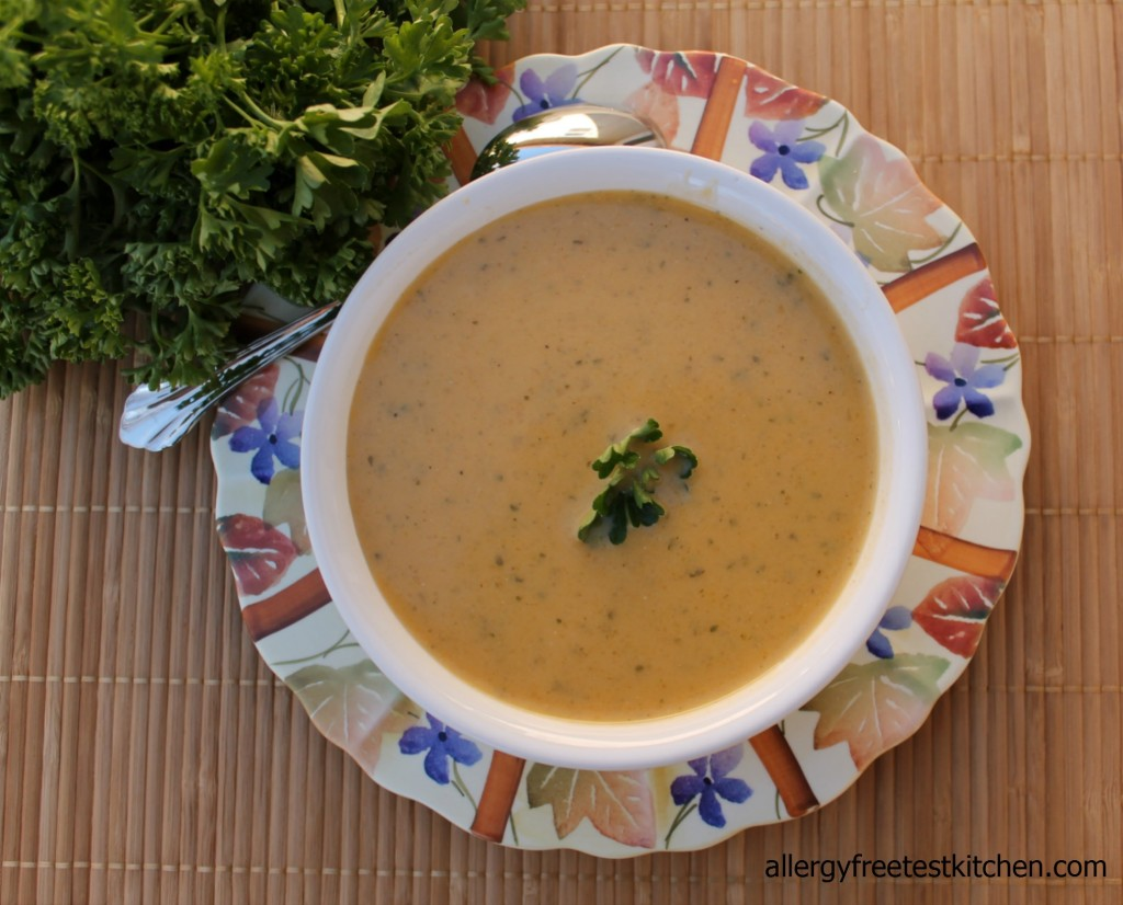 Blog-Butternut Squash Soup