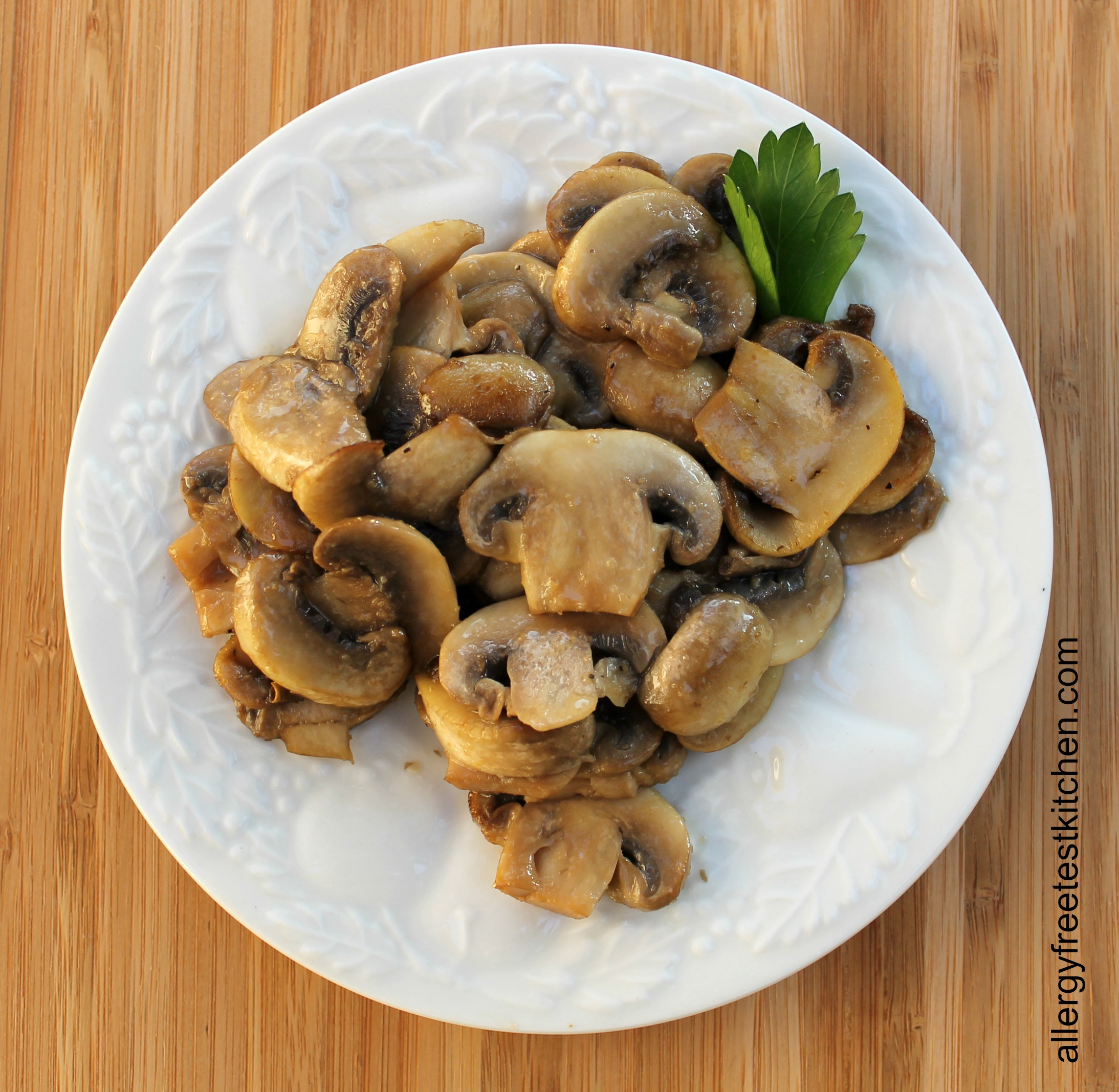Blog-Mushrooms – Allergy Free Test Kitchen and Living Free