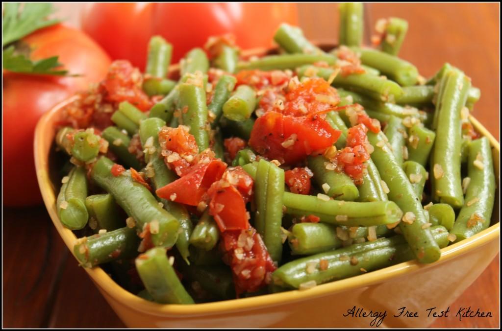 Blog-Italian Green Beans