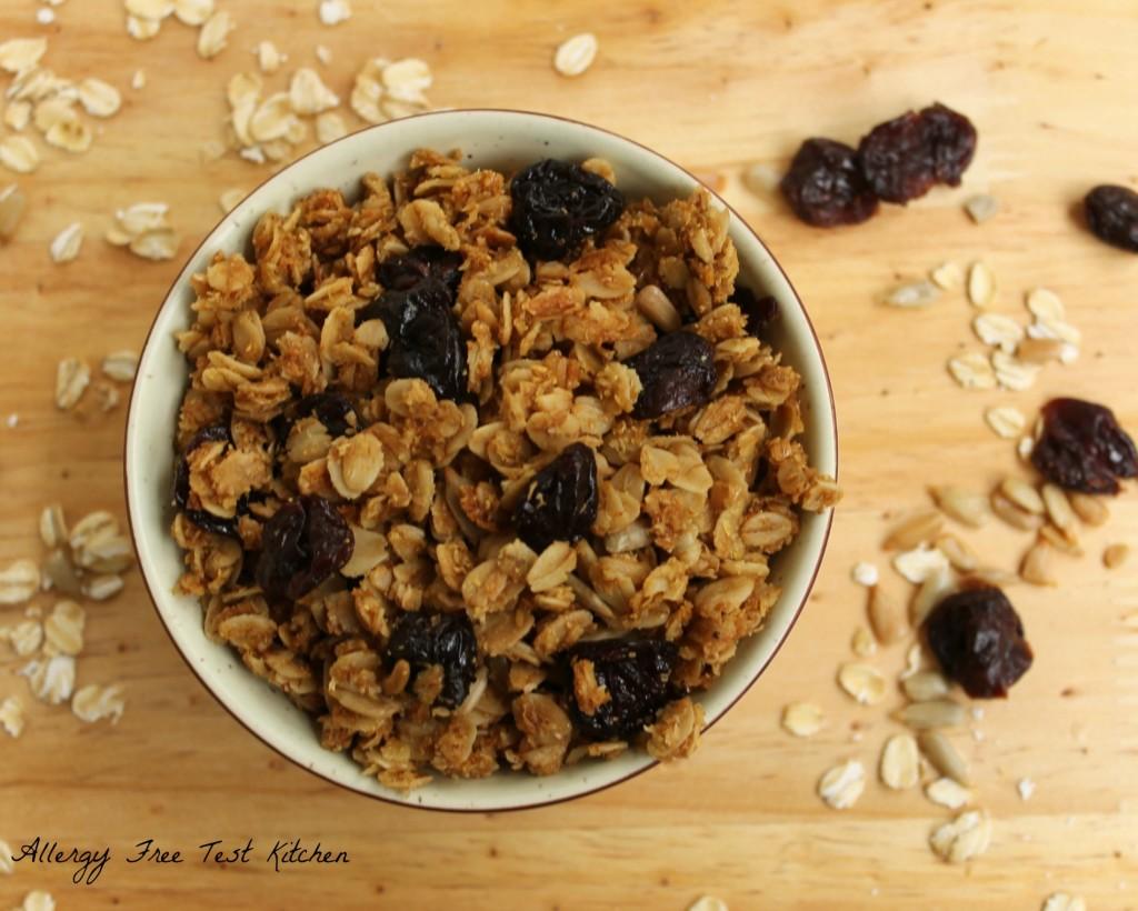 Blog-Cherry Vanilla Granola