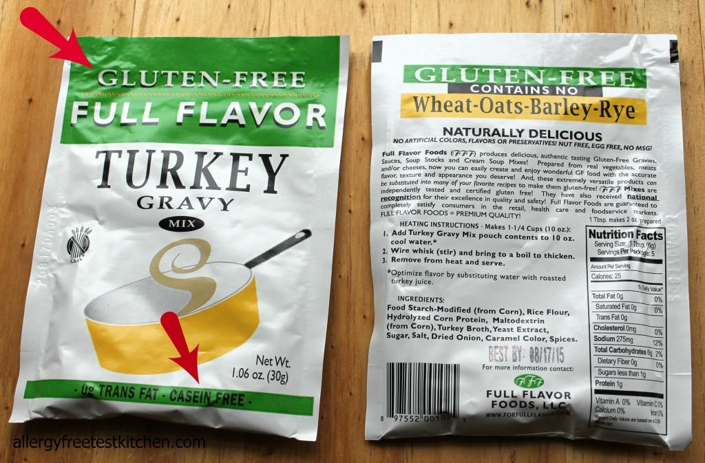 Blog-Gravy Mix