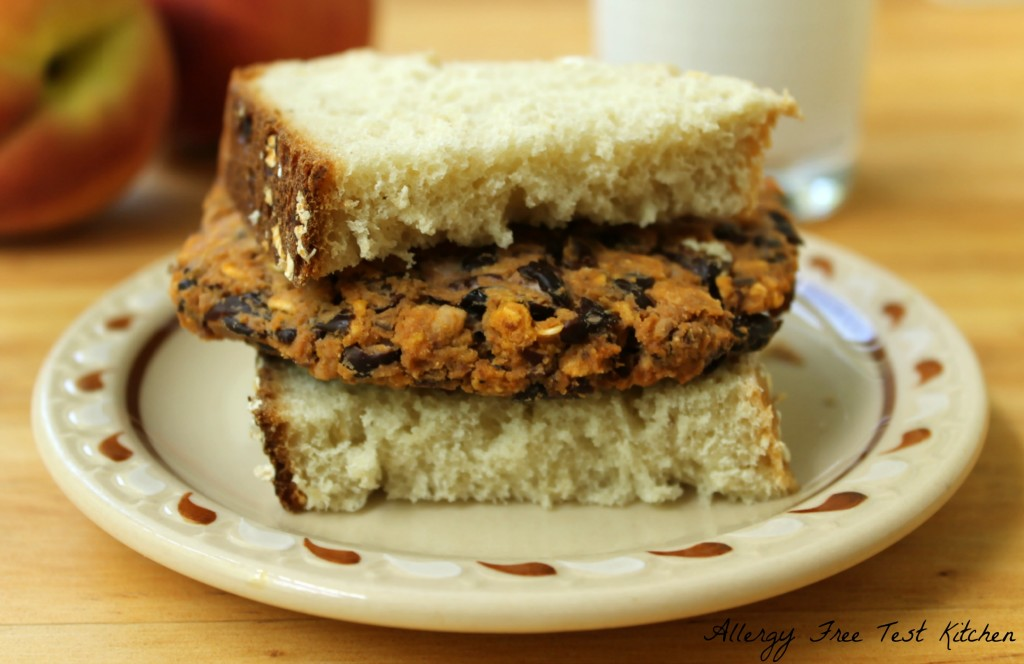 Blog-Black Bean Burger