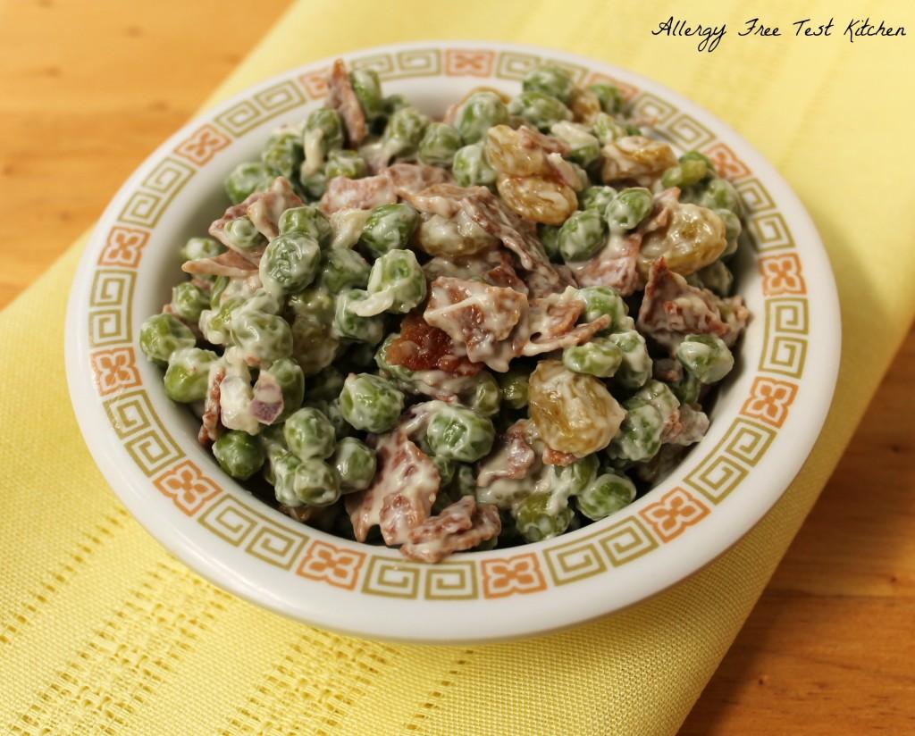 Blog-Pea Salad