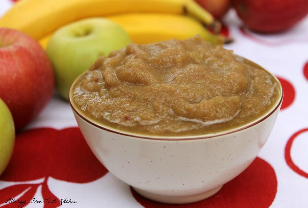 Blog-Raw Applesauce