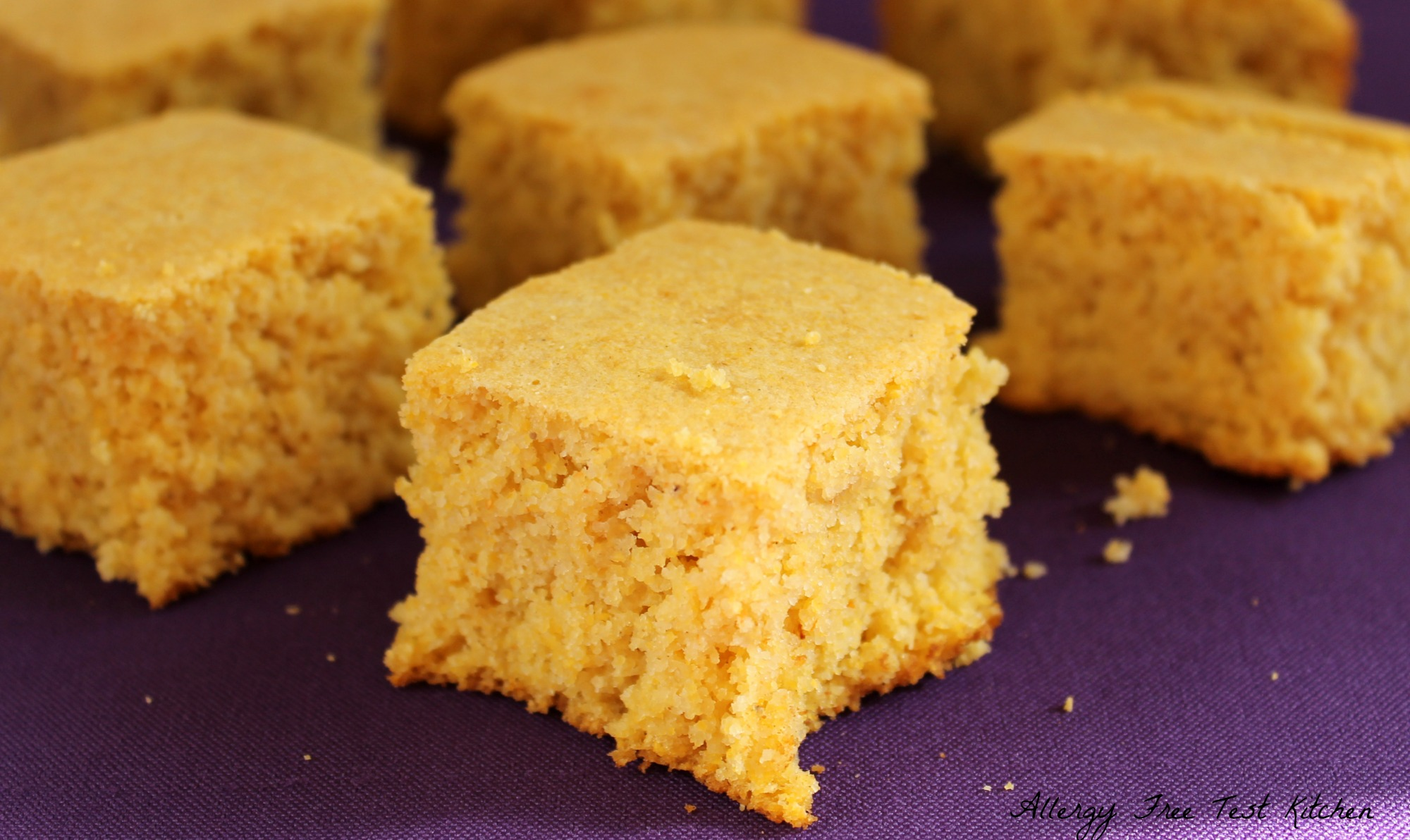 Classic Cornbread – Gluten Free and Allergy Free With Vegan Option ...