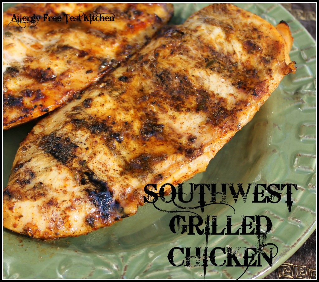 Blog-Southwest Chicken