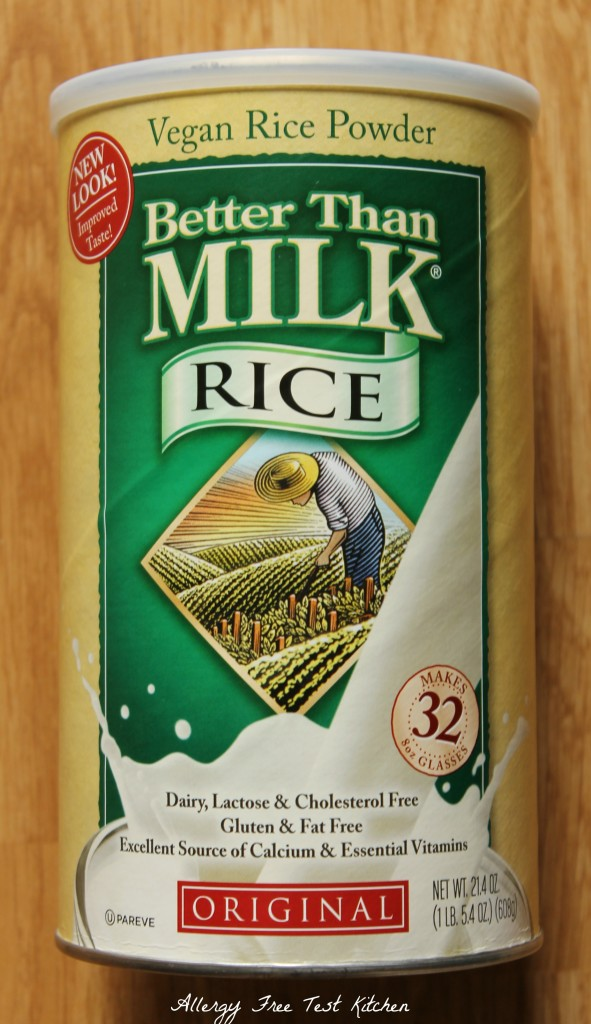 Blog-Rice Milk