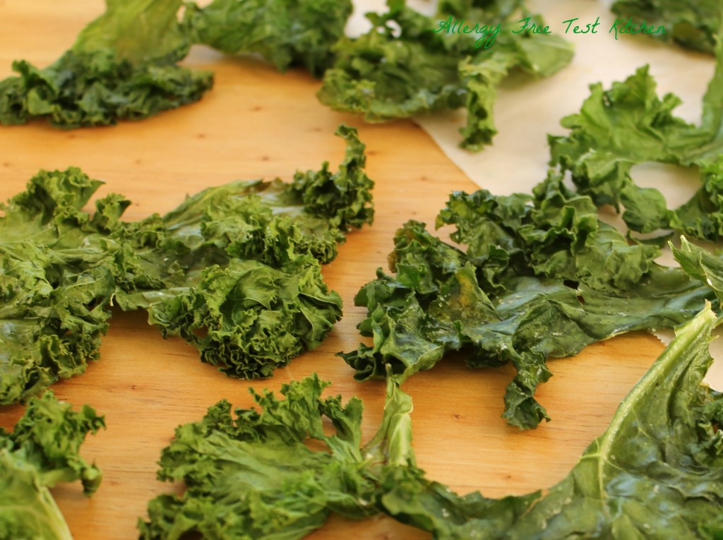Blog-Kale Chips