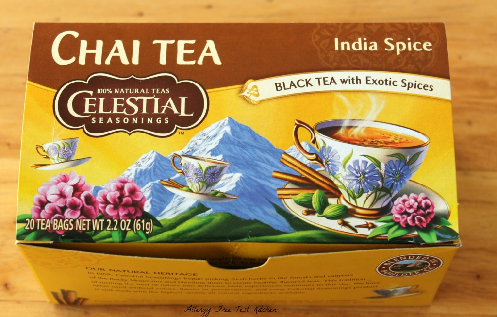 Blog-Chai Tea Box