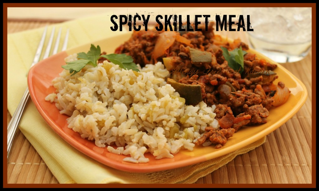 Blog-Spicy Skillet Meal