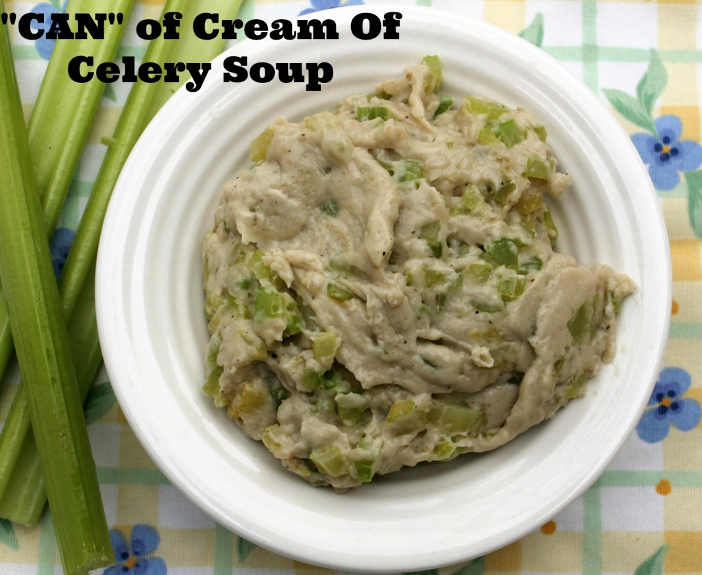 Blog-Cream of Celery