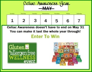 Celiac Awareness Graphic