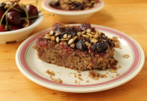 Blog-Cherry Quinoa Breakfast Bake2