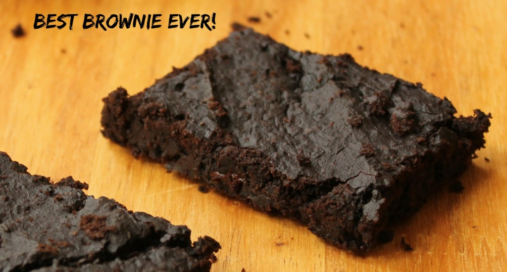 Blog-Black Bean Brownies