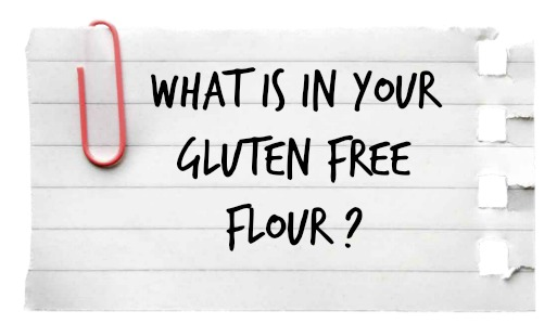 Gluten Free Flour Image