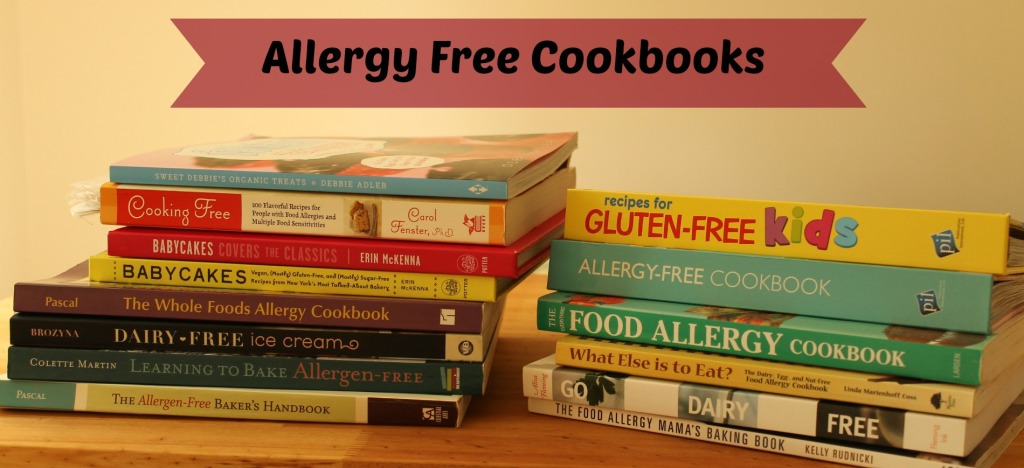 Allergy Free Cookbooks