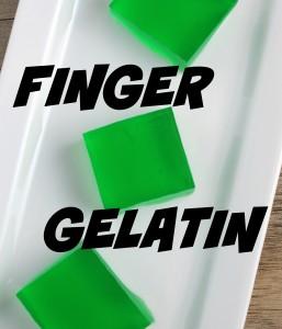 Finger Gelatin