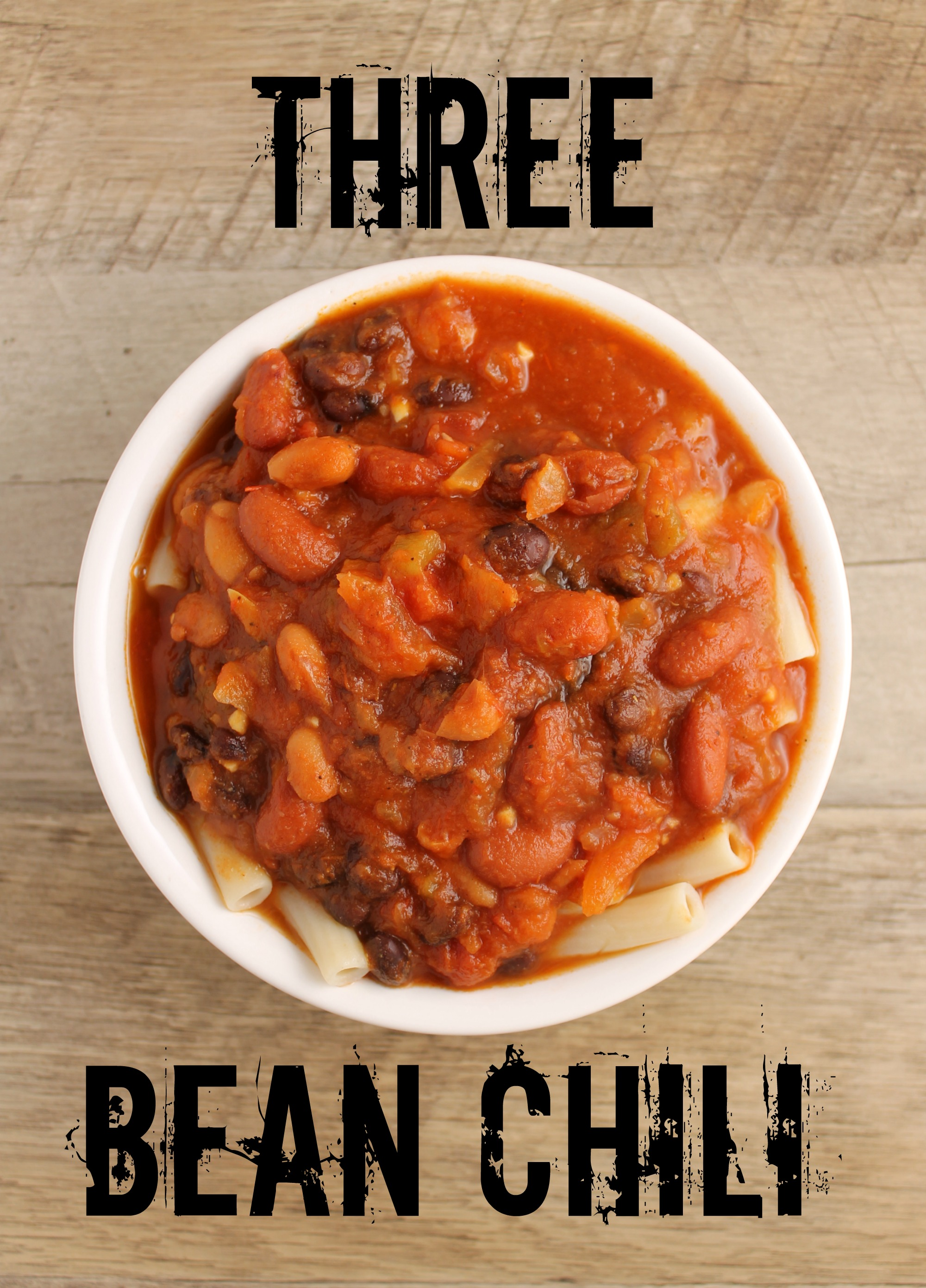Three Bean Chili | Allergy Free Test Kitchen