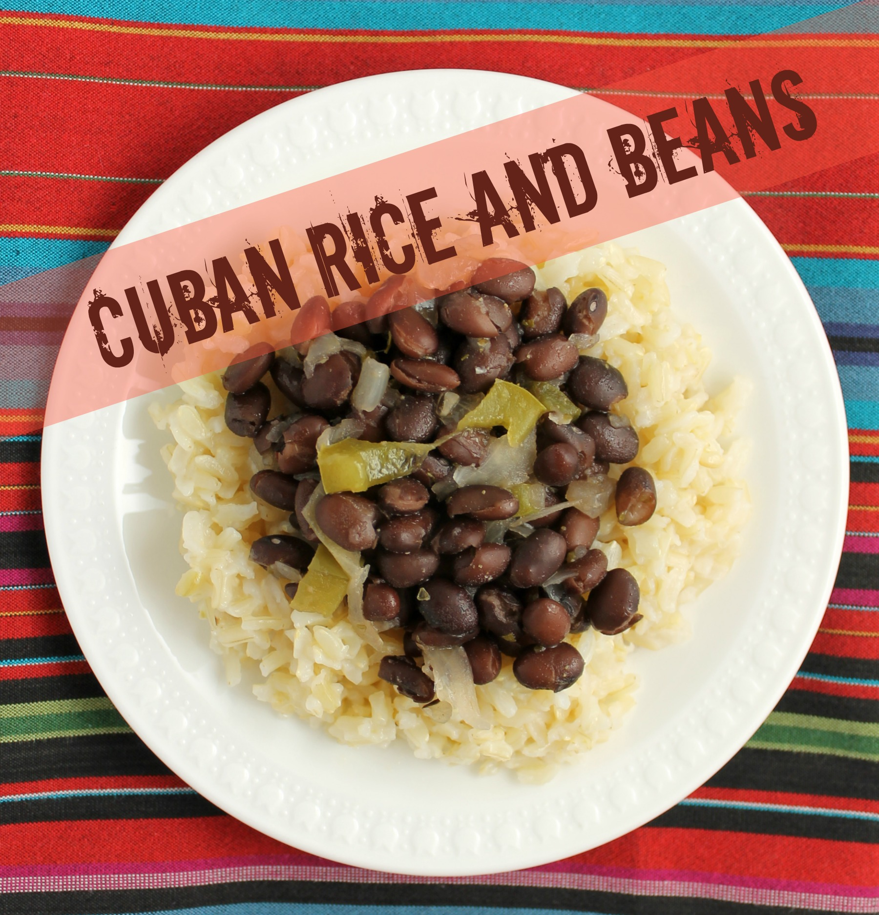 rice red beans and red rice red beans and rice rice and beans red ...