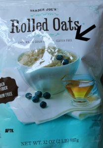 Gluten Free Oats1