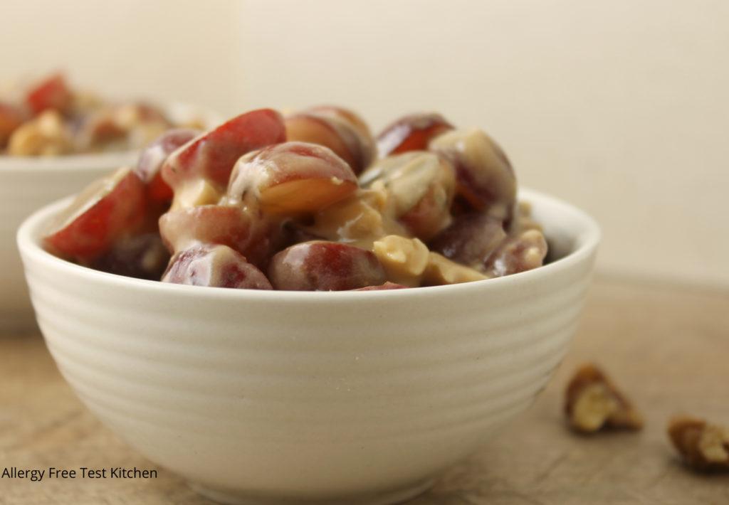 Red Grape Salad Living Free Health And Life